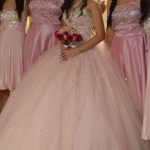 Mori Lee Quinceañera Dress
